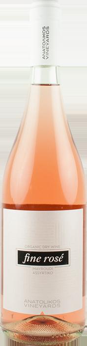 Fine Rose 2018 - Anatolikos Vineyards