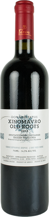 Old Roots Xinomavro 2013 – Domain Tatsis