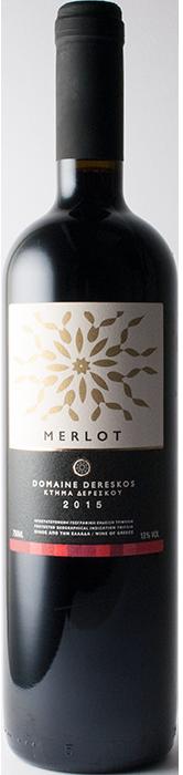 Merlot 2015 - Κτήμα Δερέσκου