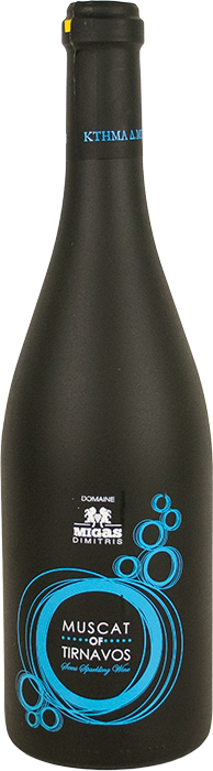 Muscat of Tyrnavos Sparkling - Domaine Migas