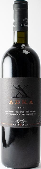 Deka Red 2010 - Oenogenesis Winery