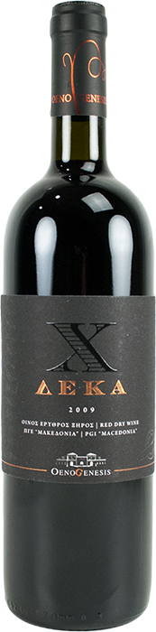 5 + 1  Deka Red 2009 - Oenogenesis Winery