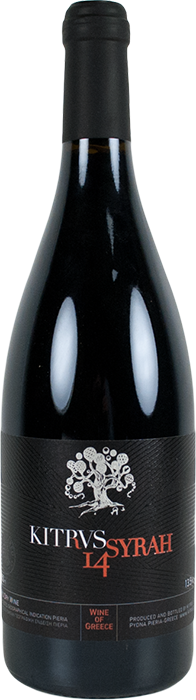 Syrah 2014 – Kitrvs Winery