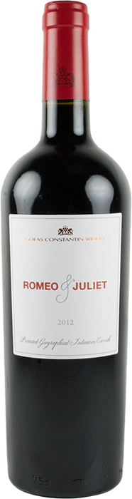 Romeo & Juliet Red 2012 - Estate Gofas