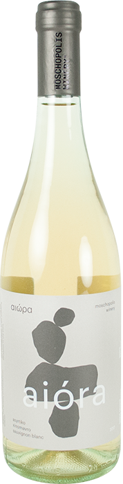 Aiora White 2017 - Moschopolis Winery