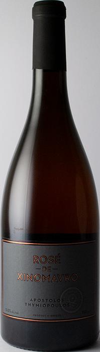 Rose de Xinomavro 2019 - Thymiopoulos Vineyards