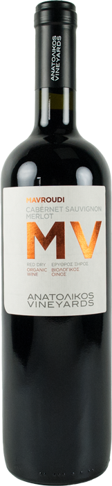 MV Mavroudi 2016 - Anatolikos Vineyards