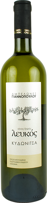 Kydonitsa 2017 - Giannopoulos Vineyards