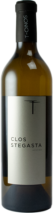 Clos Stegasta Assyrtiko 2018 - T-Oinos Winery