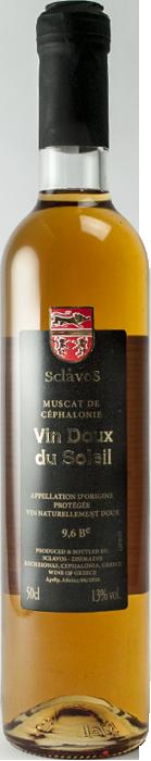 Vin Doux du Soleil 2017 - Sclavos Wines