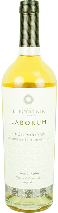Laborum 2015 Torrontés Oak Fermented
