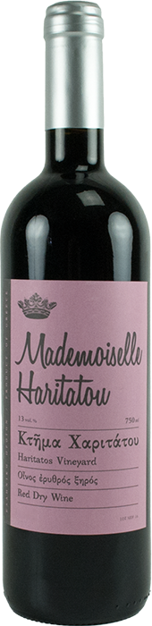 Mademoiselle Haritatou 2017 - Haritatos Vineyard