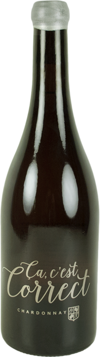 Ca C'est Correct Chardonnay 2018 - Κτήμα Παπαργυρίου