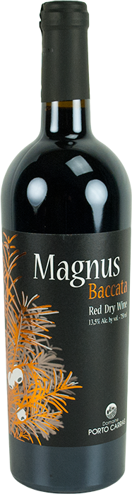 Magnus Baccata 2015 - Κτήμα Πόρτο Καρράς