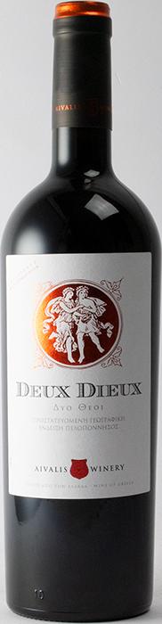 Deux Dieux (Δύο Θεοί) 2016 - Οινοποιία Αϊβαλή