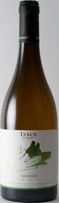 Viognier 2018 - Lykos Winery