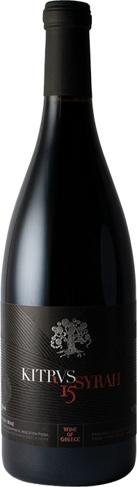 Syrah 2015 - Kitrvs Winery
