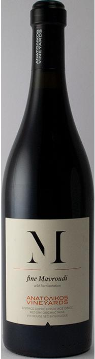 Fine Mavroudi 2016 - Anatolikos Vineyards