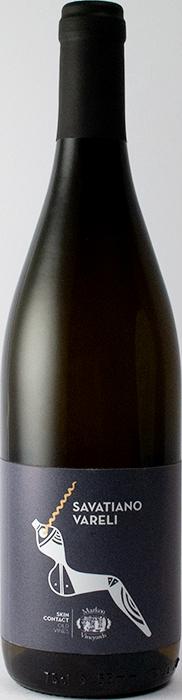 Barrel fermented Savatiano 2016 - Markou Vineyards