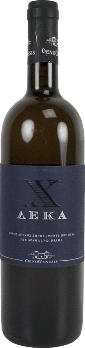 Deka White 2013 - Oenogenesis Winery