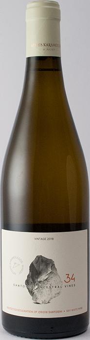 Santorini 34 2019 - Artemis Karamolegos Winery