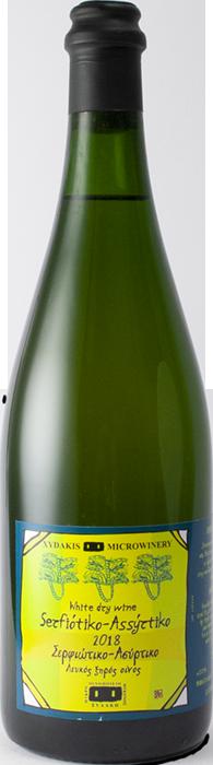 Serfiotiko Assyrtiko 2018 - Xydakis Winery