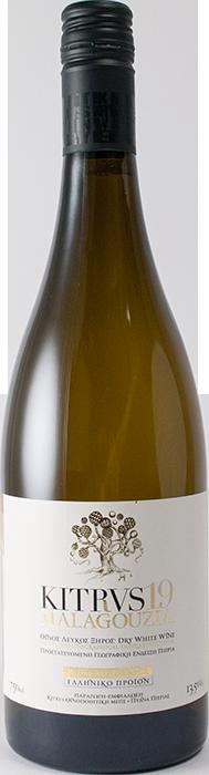 Malagouzia 2019 - Kitrvs Winery