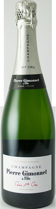 Champagne Brut Cuis 1er Cru - Pierre Gimonnet et Fils