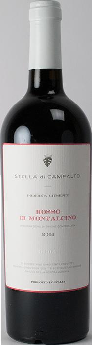 Rosso di Montalcino 2014 - Stella di Campalto