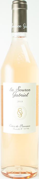 La Source Gabriel Rose 2018 - Chateau La Tour de l'Eveque