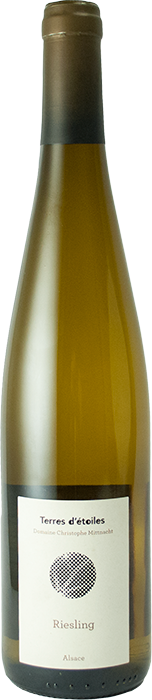 Terres d'Étoiles Riesling 2018 - Domaine Christophe Mittnacht