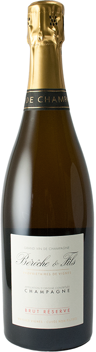 Champagne Brut Reserve - Bereche et Fils