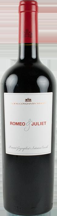Romeo & Juliet Ερυθρό 2014 - Κτήμα Γκόφα