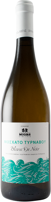 Muscat of Tyrnavos 2019  - Migas Domaine