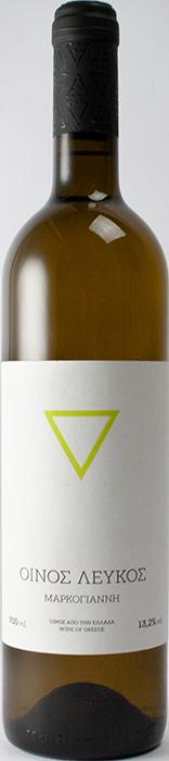 White 2019 - Markogianni Winery