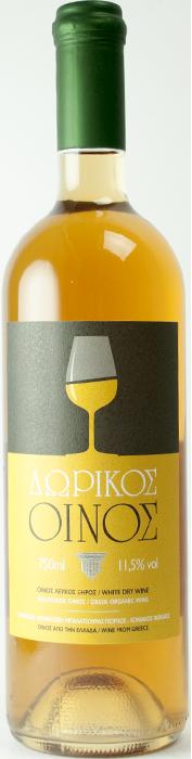 Dorian White Natural Wine 2019 - Balatsouras Family