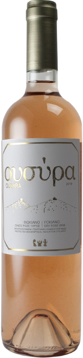 Ousyra Rose 2019 - Ousyra Winery