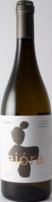 5 + 1  Aiora White 2019 - Moschopolis Winery