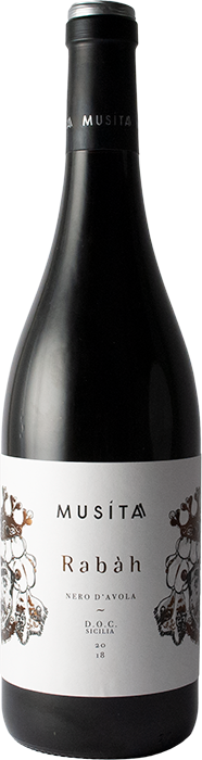 5 + 1 Rabah Nero d'Avola 2018 - Musita Winery