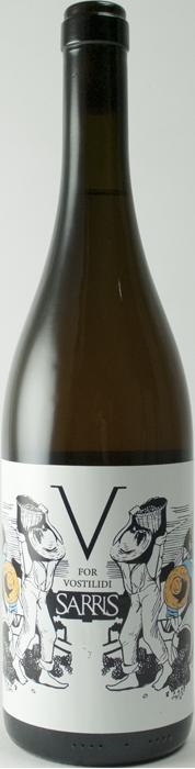 V for Vostilidi 2019 - Sarris Winery