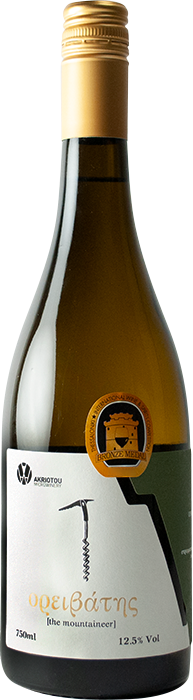 Orivatis Savvatiano Old Vines 2020 - Akriotou Microwinery