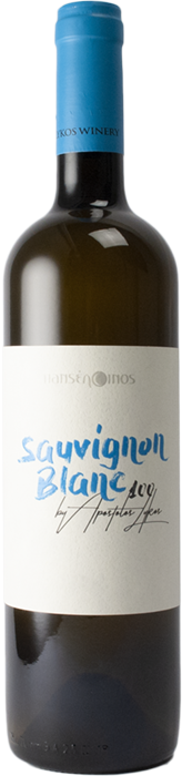 Sauvignon Blanc 2019 - Οινοποιείο Λύκου