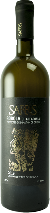 Robola Ungrafted Vines 2019 - Sarris Winery