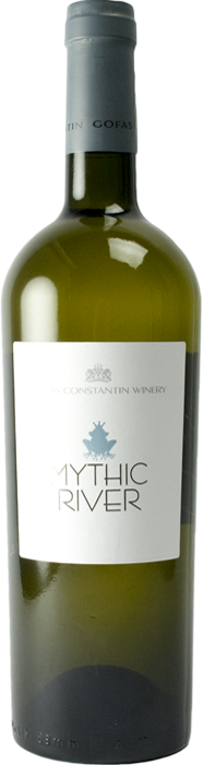 Mythic River White 2019 - Estate Gofas