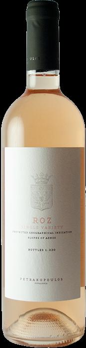 Roz 2019 - Petrakopoulos Winery