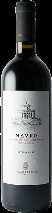 Mavro 2018 - Petrakopoulos Winery