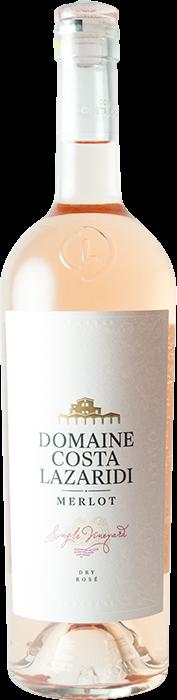 Merlot Rose 2019 - Domaine Costa Lazaridi