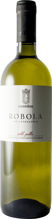 Robola Wild Paths 2019 - Gentilini Winery