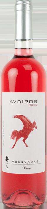 Avdiros Rose 2019 - Domaine Vourvoukelis