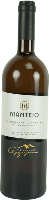 Manteio 2017 - Argyriou Winery